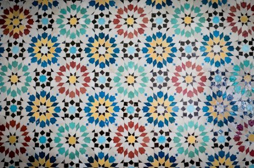 marokkói mozaik