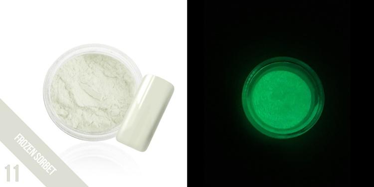 pigmentpor műköröm