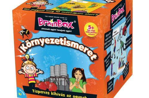Hasznos és szórakoztató játék a BrainBox