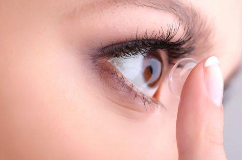 Áttérés szemüvegről kontaktlencsére