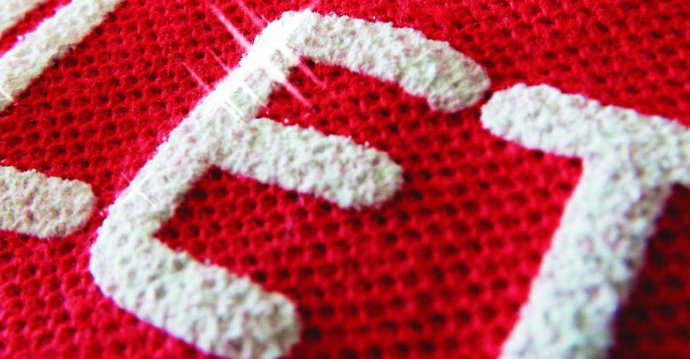 Szitanyomás textilre, magas minőségben