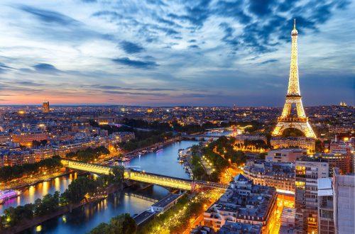 Párizs valóban a fények városa